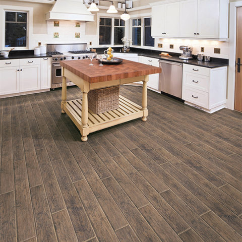 Soreal Chalet laminate collection from Kraus Flooring