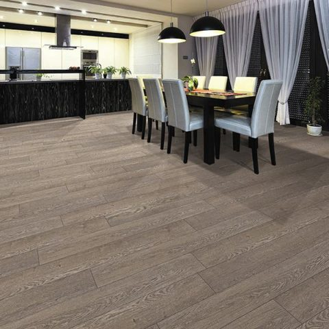 Soreal Urban Loft laminate collection from Kraus Flooring