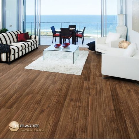 Symphony laminate collection from Kraus Flooring