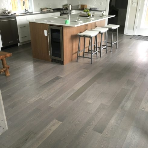 Doran Rd. North Vancouver Laminate Project